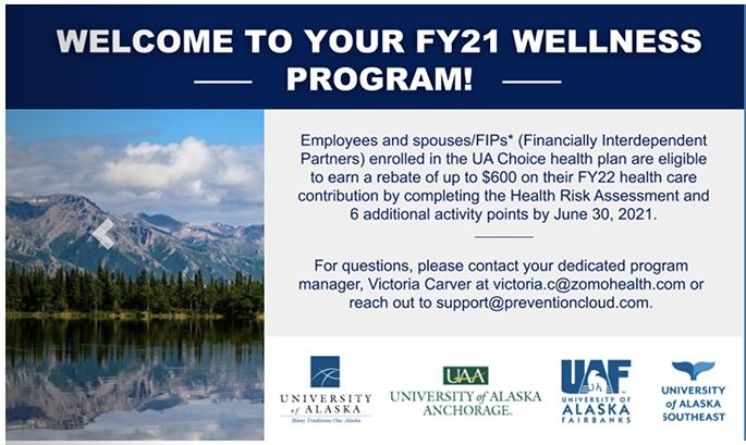 2021 Wellness Program