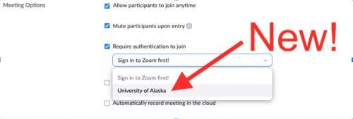 zoom security screen