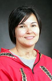 Headshot of Teisha Simmons, UAF Interior-Aleutians Campus Director