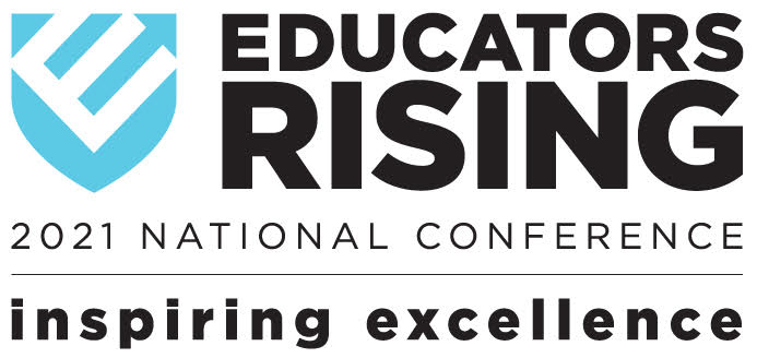 EdRising Logo 2021 Confwerence