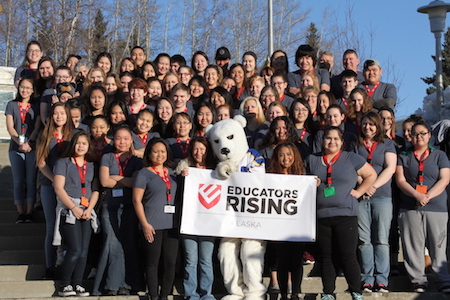 Edrising 2018 conference group
