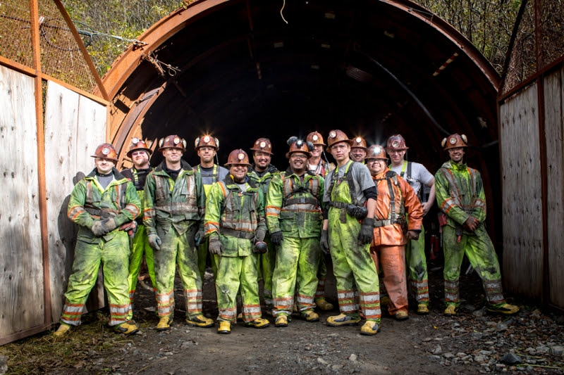 UAS Mining