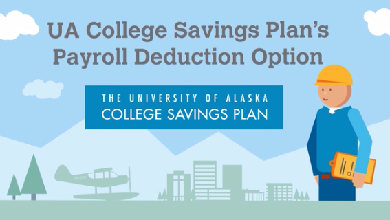 529 Plan contributions through payroll deduction
