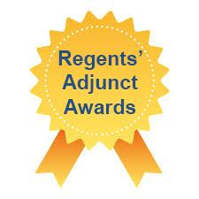 Regents' Adjunct Awards