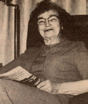 Lydia Fohn-Hanson Photo: UAF Archives