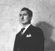Stuart L. Seaton, Geophysical Institute's first director. Photo: Geophysical Institute