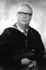 Photo of President Robert Hiatt