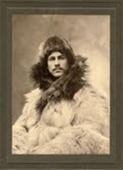 Phil Ernst during his Klondike period.